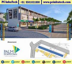 Palm Residency Floors, Manohar Singh Mullanpur 95O1O318OO