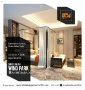 Offering Lush Lifestyle with 4/5 BHK apartments at Shree Balaji Windpark