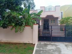 Budget residential and peaceful villas for sale in  alasanatham hosur