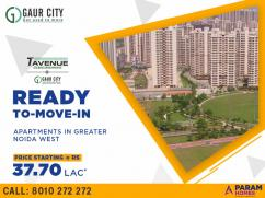 Gaur City 7th Avenue Flats in Noida Extension Ready to Move