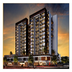 Luxury 2 Bhk Apartments In Khanda Colony New Panvel Navi Mumbai
