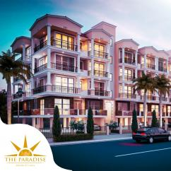 4 bhk flat for sale in wave paradise