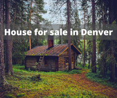 House for sale in Denver