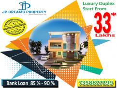 3 BHk Duplex For Sale In Hosur Karapalli HNTDA APPROVED
