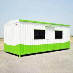 MetalSquare_Portable Cabin