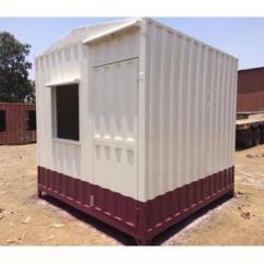 MetalSquare Portable Cabin