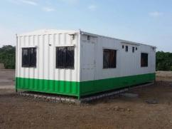MetalSquare Portable Site Office Cabin