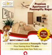 3bhk Apartments For Sale At Panampilly Nagar