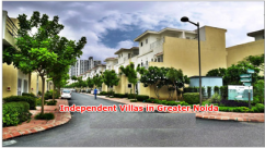 Paramount Golf Foreste offers Independent Villas in Greater Noida