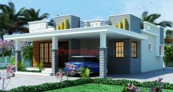 2 BHK House for Sale in Kenchankere Mulki