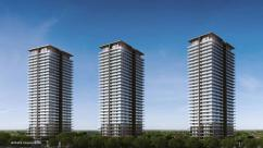 Mahindra Luminare 3, 4 BHK apartments