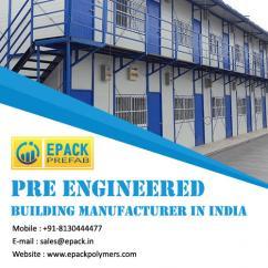 Pre Engineered Buildings Manufacturer Supplier