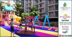 2 BHK Flats for sale in Hyderabad