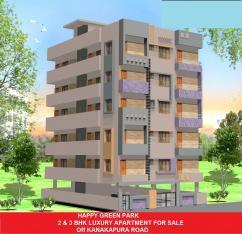 2 BHK flat for sale in Off Kanakapura road