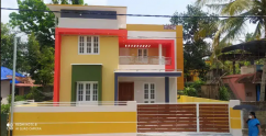 3 BHK House All Attached Bathroom 5 Cent Plot 1850 sqft