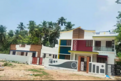 3 bhk house for sale at Kollam
