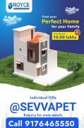 Independent House sale in sevvapet