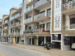3 bhk Fully Firnished Flat in Zirakpur