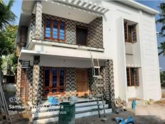 New House 7Cent Plot 2100Sqft 4Bhk Ayathil Ns Hospital