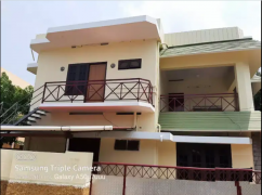 5 Cent Plot Cent With 2000 Sq. Ft 4Bhk House In   Chinnakada