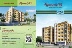 Home  56 by Zeeshan Construction for Luxurious Livings,Tangra Kolkata
