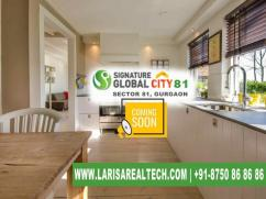Signature Global City 81 - independent Luxury floor in gurgaon
