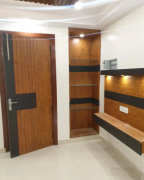 2BHK 70 sq yards L-type flat with car parking