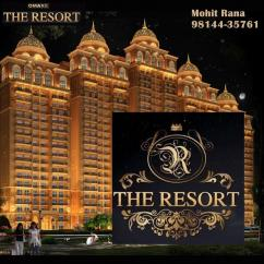 Hurry Bookings Open Omaxe The Resort 2-3 BHK Flats New Chandigarh Mullanpur
