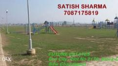 100 sq yards Plots In Eco City New Chandigarh Mullanpur
