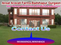 Ansal Aravali Retreat Farmhouses sale