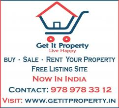Buy sell rent Lease your property Free Listing All over India.