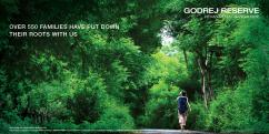 Godrej Reserve Sites For Sale in North Bangalore