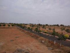 Luxury Residential DTCP Approved layout plots  at Shadnager starts from Rs. 5.1