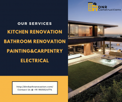 Kitchen Renovation Company  in Bangalore