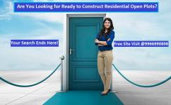 Cheapest Price Residential Open Plots for Sale in Shad Nagar,Hyderabad