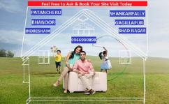 Residential plots for sale in Hyderabad  Bhanoor, Near to Gachibowli