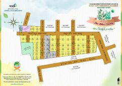 HMDA Apvrd PLOTS for SALES On Kothur Highway, Hyd-India