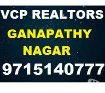 DTCP Approved plots for sale in Ganapathy nagar