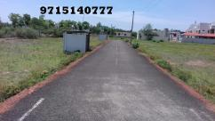 Available plots for sale in Anaz garden at kumbakonam