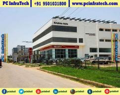 500 Sq Yards Industrial Plot JLPL Sector 82 Mohali 95O1O318OO