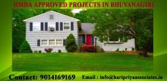 hmda Approved projects in Bhuvanagiri