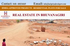 Residential Plots for Sale in Bhuvanagiri