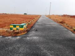 DC Converted plots in Tavarekere,Bangalore.