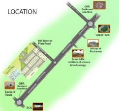 Villas for sale in Warangal Rachanagroup