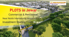 Book Your Plots Indias Biggest International Airport