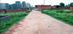 Plot for sale Noida expressway near school metro market mall hospital