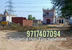Residential Plots- 60 Gaj 8 Lakhs Easy Emi