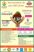 Dtcp Approved Plots Amangal l Srisailam Highway Ventures