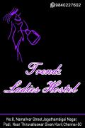 Trendz Ladies Hostel -  Accomodation for working women & Students