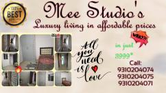 Mee Studios Luxury living in affordable prices.